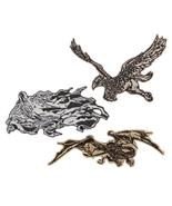 Harry Potter Creatures Lapel Pins Harry Potter Accessories Harry Potter ... - $12.00