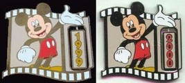 Mickey Mouse Spinner dated 1999-2000 Authentic Disney pin - $9.00