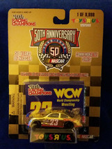 1998 Racing Champions 1:64 Scale Toys R Us Gold 1/9998 #23 WCW - Wrestling - $7.55