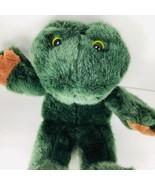 "Boyds Bears in the Attic Rachael Q. Ribbit Frog 14"" Toy Plush Stuffed An... - $19.79"