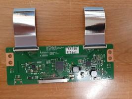 Toshiba 50L1350 T-CON Board With Ribbon Cables - $19.80
