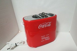 Nostalgia HDT600Coke Coca Cola Pop Up 2 Hot Dog And Bun Toaster W/Manual... - £19.34 GBP