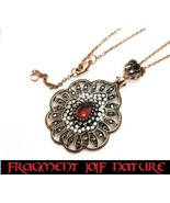 Vampire Bloodstone Attraction Sexual Aura Charm Necklace !!! - $44.66