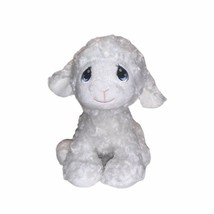 "2016 Aurora Precious Moments LUFFIE LAMB 8"" Soft Plush Stuffed Animal - $14.95"