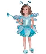 Rubie's Girl's Blue Dragonfly Costume (1-2) - £21.58 GBP