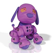 Zoomer Zuppies Interactive Puppy - Lilac - Hard to Find - $94.19