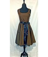 Banana Republic shimmering Brown Sleeveless Formal Dress Size 2 - $35.00