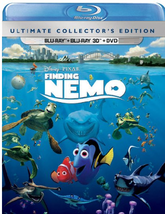 Disney/Pixar Finding Nemo (Ultimate Collector's Edition 3D/Blu-ray/DVD)