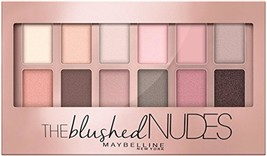 Maybelline Eyeshadow New York The Blushed Nudes, 0.34 Ounce - $10.99