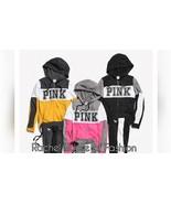Victoria's Secret PINK PERFECT FULL-ZIP S-L, New - $59.06