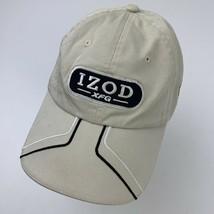 IZOD XFG Beige Adjustable Adult Ball Cap Hat - $12.86