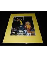 Kareem Abdul Jabbar Framed 11x14 Photo Display LA Lakers - $32.36