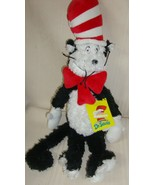 """Dr. Seuss Cat in the Hat Plush 18"""" Long  2002 By The Manhattan Toy Compa... - $18.80"""