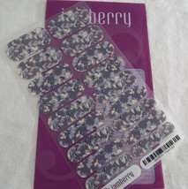 Jamberry Floral Oasis SSX112014  Nail Wrap Full Sheet - $15.14