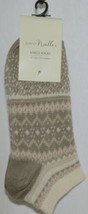 Simply Noelle Cream Blush Light Gray Ankle Socks One Size Fits Most image 1
