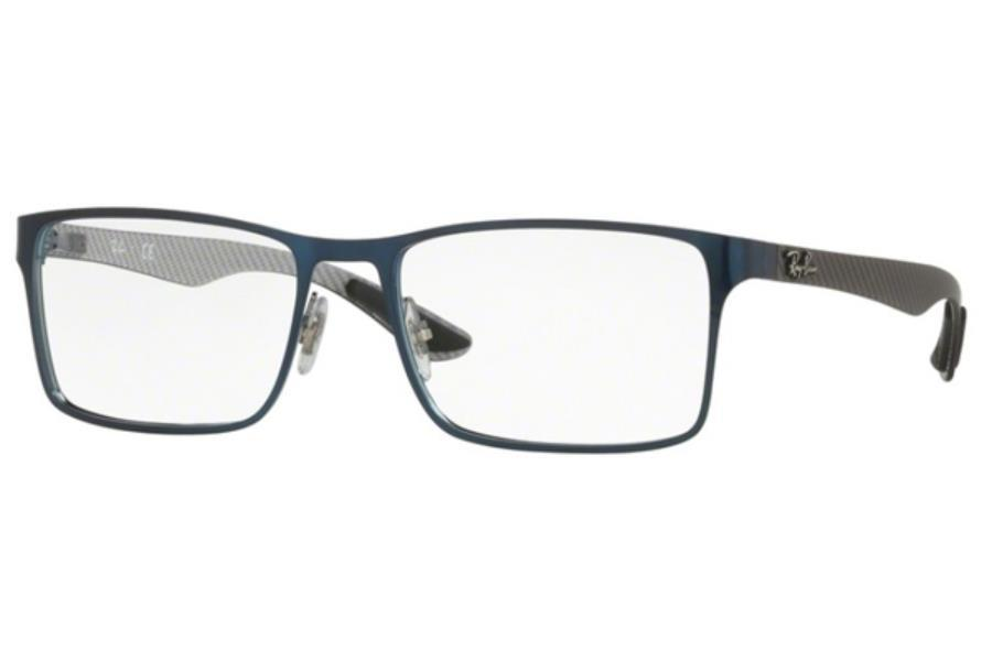 6ecb7810a7 S l1600. S l1600. Ray-Ban RB 8415 2881 Carbon Fiber Authentic Eyeglasses  53mm - 208. Free Shipping