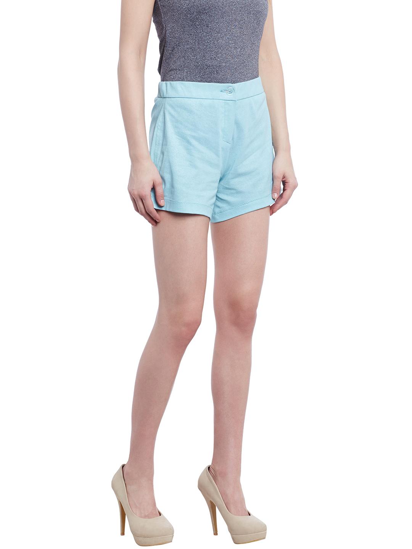 Rider Republic Women's Green  Shorts