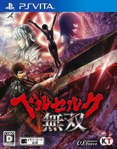 Ps Vita Berserk Musou Koei Tecmo Games Play Station Japan Anime Comic - $40.19