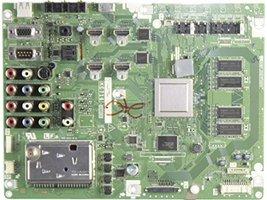 Sharp DUNTKE716FM01S PCB, Main