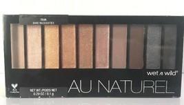 Wet N Wild Eyeshadow Palette 753A Bare Necessities Wow! - $12.37