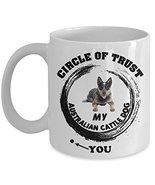 Australian Cattle Dog Mug - Australian Cattle Dog Coffee Mug - Funny Gif... - $15.79
