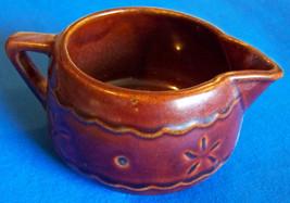 """California Pottery Cream Pitcher Small 2 1/2 """" ... - $18.99"""