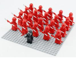 21pcs/set Elite Praetorian Guard & Kylo Ren Star Wars The Last Jedi Minifigures - $29.99