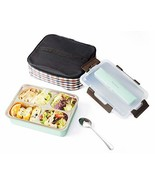 Maibox 40oz Stainless Steel Bento Box with Insulated Lunch Bag for Kids ... - $26.93