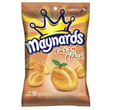 Maynards Fuzzy Peach Candy (185 g) - FROM CANADA - $13.58