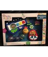 Baby Einstein Musical Discovery Gift Set NIB 3 Toys Lights Rattles Keybo... - $39.59