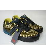 Y-3 Yohji Yamamoto Adidas Sprint Shoes Sneakers Yellow Black New in Box ... - $150.35