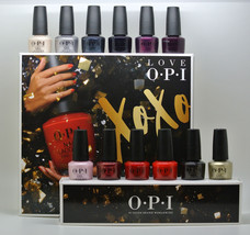 NEW! LOVE OPI, XOXO Collection Holiday 2017NEW (UNOPENED) 100% AUTHENTIC! - $8.14+