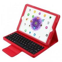 "Miimall Folding Bluetooth Keyboard for IPAD Air/ Air 2/ Pro2 9.7""- Red - $32.55"
