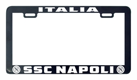 SSC Napoli Italia Italy soccer license plate frame holder tag - $7.99