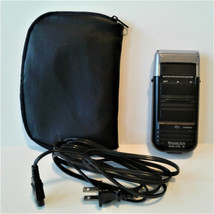 Remington Dual Foil Rechargeable Battery Shaver w/Carrying Case & New Foil - $24.99