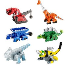 Dinotrux Bundle - Ty Rux, Garby, Ton-Ton, Skya, Revvit & (Dinotrux Bundle) - $42.77