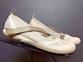 Women's Merrell Taupe Mary Jane Sport Flat Sz. 35/6 Minty! - $37.13
