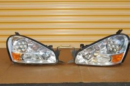 05-06 Infiniti Q45 F50 HID XENON HeadLight Lamps Set L&R image 11