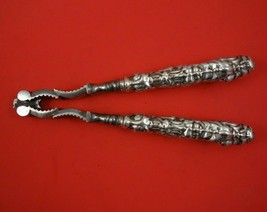 "Lily by Whiting Sterling Silver Nut Cracker Original Hand Cast 7"" - $509.00"