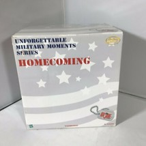 GI Joe Unforgettable Military Moments Series HOMECOMING 2000 Hasbro Coll... - $49.99