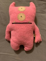 "Ugly Dolls ""BOP N' BEEP"" Series 3, 8"" Two Sides! Pink and Beige Plush To... - $16.53"