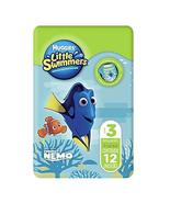 Huggies Little Swimmers Disposable Swim Diapers, Swimpants, Size 3 Small... - $9.85