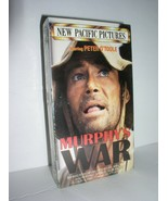 Murphy's War starring Peter O'toole and Sian Phillips (VHS, 2001,NEW) - $13.95