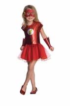 Rubies Blitz Tutu Dc Comics Hero Funkelnd Kleid Kind Kinder Mädchen Kostüm - $36.58