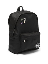 Victoria's Secret Small One Size Backpack with Pin Collection Black or Pink - $32.95