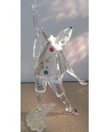 Swarovski Crystal Masquerade Pierrot Figurine - $151.34