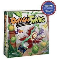 Orangutwang Kids Game - How Long Can He Hang Before He Goes Twaaang?! - $15.83