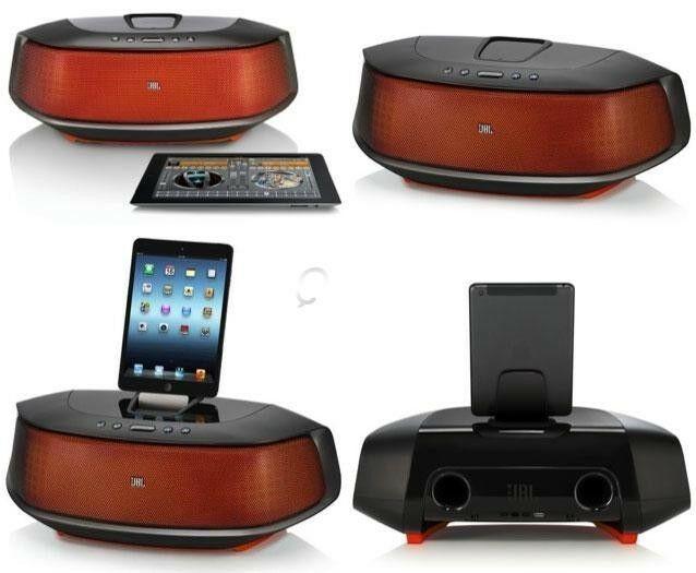 JBL OnBeat Rumble Wireless Speaker Dock with Built-In Subwoofer image 6