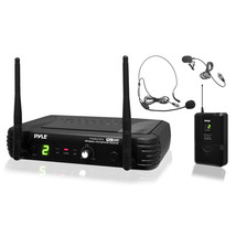 Pyle Premier Series Professional UHF Wireless Body-Pack Transmitter Micr... - $117.05