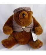 VTG Hershey's Chocolate 1997 Plush Brown Logo Bear Stuffed Animal - $12.69